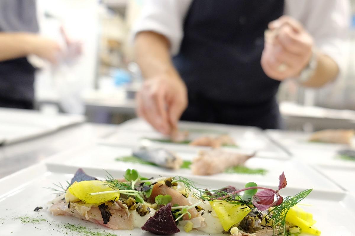 Mat och Restaurang på Hotell Smögen Hafvsbad