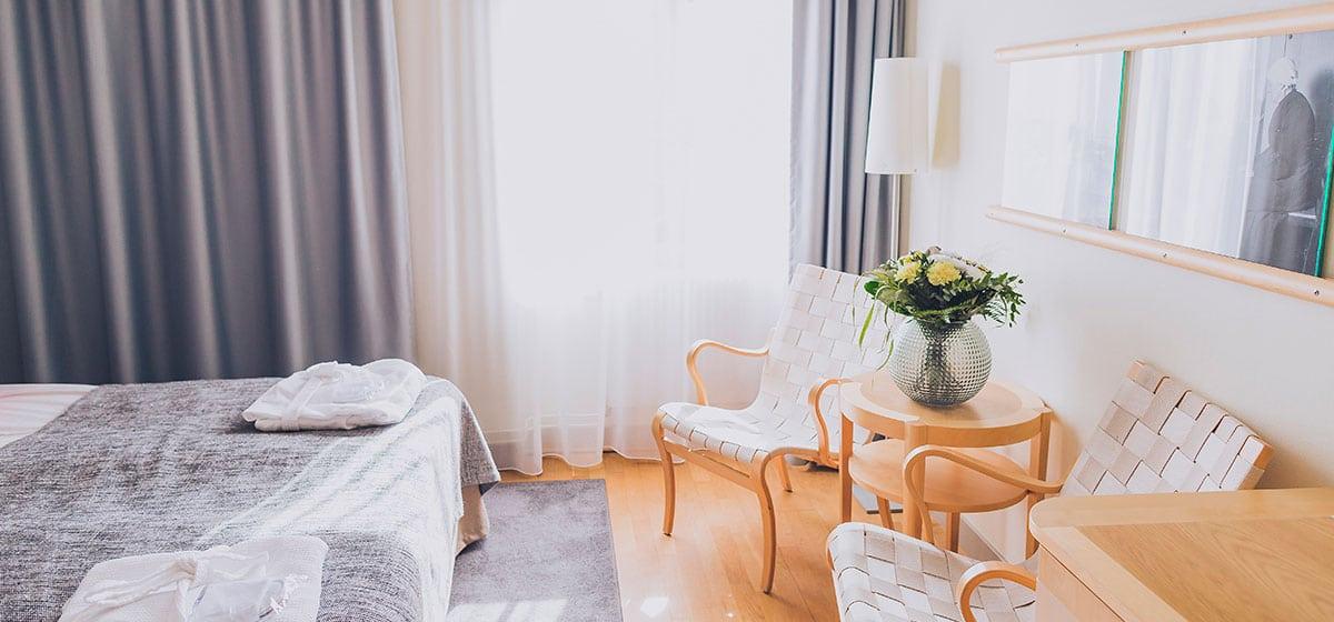 Hotellrum, dubbelrum Smögen, Smögens Hafvsbad